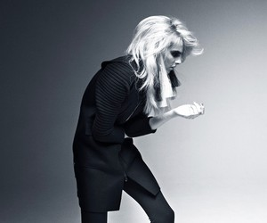 Andrej Pejic by Henrik Bülow for Sid Magazine