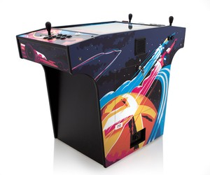 X-Arcade Space Race Cabinet