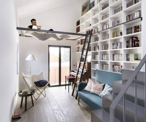 Book House in Madrid