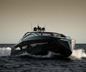 Hedonist Yacht by Art of Kinetik