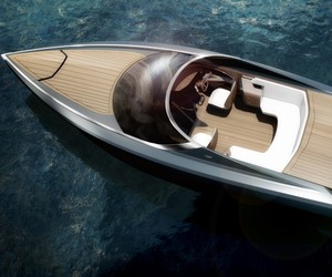 The first-ever Aston Martin super yacht