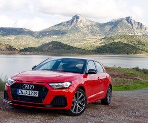 Audi A1 Sportback through Andalusia