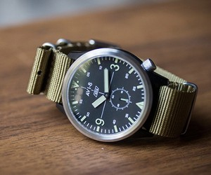 AVI-8 Worn & Wound Watch