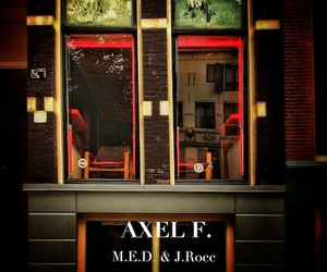 "M.E.D. & J.Rocc – ""AXEL F."" (Stones Throw EP)"