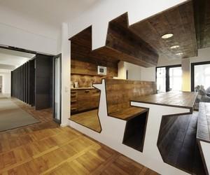 Cool New design of Jung Von Matt Headquarters