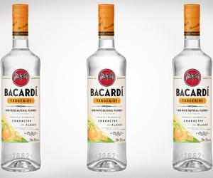 BACARDÍ Unveils BACARDÍ Tangerine