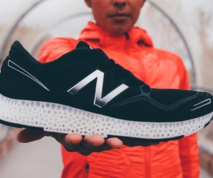 New Balance 3D Printed Running Shoe