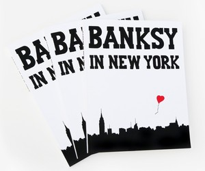 Banksy in New York Limited Edition Book