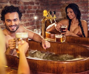 Beer & Wellness - relax in the Beer Spa