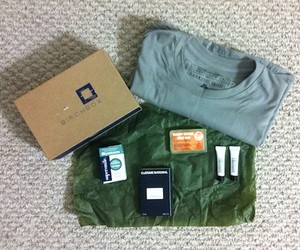 Birchbox Man Unboxing