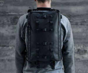 Black Ember Backpacks