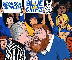 "Action Bronson – ""Blue Chips 2″ (Free-Mixtape)"