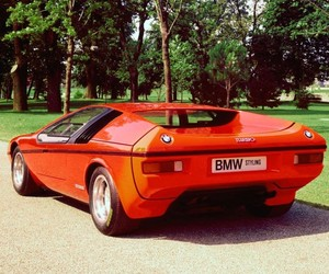1972 BMW Turbo
