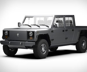 Bollinger B2 Electric Pickup Truck