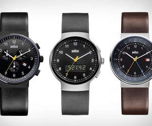 Braun 2014 Watch Collection