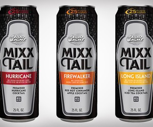 Bud Light Unveils New Beverage: MIXXTAIL
