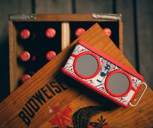 Skullcandy x Budweiser Air Raid Speaker