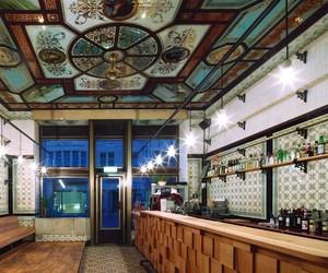 100 Year Old 'Butcher' German Bar and Café