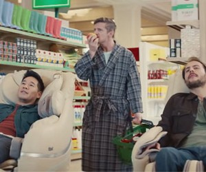 VIDEO: How would supermarkets for men at Carlsberg