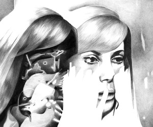 Mathieu Bourrillon's drawings