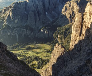South Tyrolean Alps by Lukas Furlan