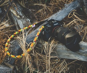 Climbing Rope Camera Straps
