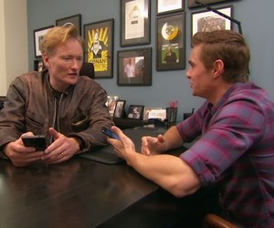 Conan O'Brien and Dave Franco join Tinder