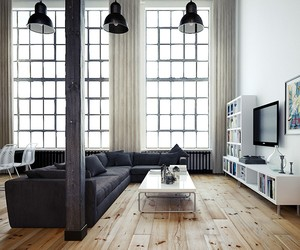 Polish Concept Loft by Oskar Firek