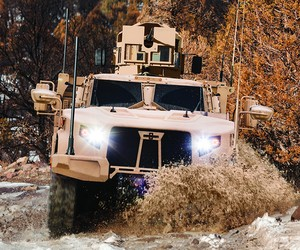 Oshkosh Defense ATV