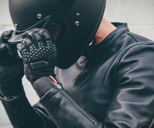 Deus Cafe Racer Leather Jacket