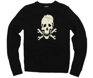 Deus Skull Rapido Sweater