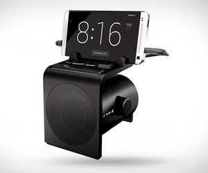 Dreamer Alarm Clock & Speaker Dock