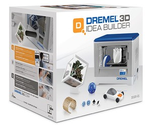 WHUDAT unpacking the Dremel 3D Printer