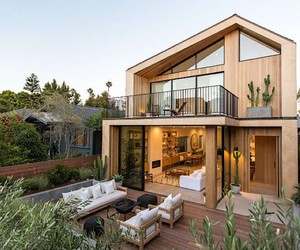 E. Bowery designs a house with Scandinavian flair