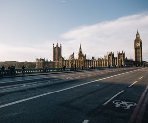 Empty Silent London – London as a Ghost Town