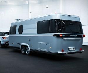 Eriba Touring 820 Caravan