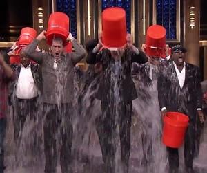 """ALS Ice Bucket Challenge"" /w Justin Timberlake"