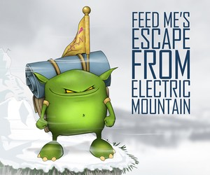 Feed Me's Escape From Electric Island