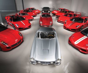 Ferrari Performance Collection to be Auctioned