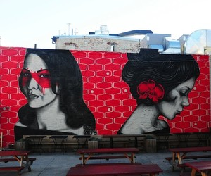 New Murals by Fin DAC & Angelina Christina in NYC