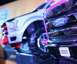 Ford F150 Power Wheels