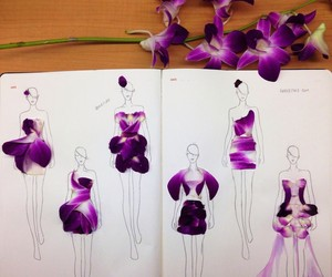 THE GOWNS OF FASHION ILLUSTRATOR GRACE CIAO