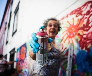 LATA65: Old People in Portugal vs. Streetart