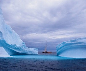 Sailing in Greenland with Dennis Schmelz
