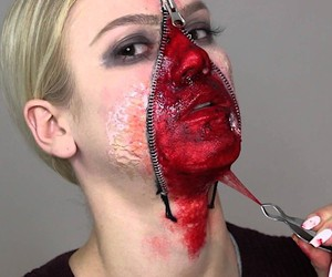 5 creepy Halloween makeups