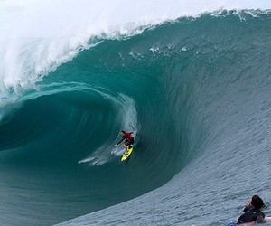 The Heaviest Wave In The World  Massive Tubes