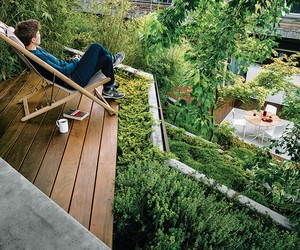 40 Small But Charming Urban Gardens