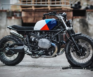 Hookie BMW R NineT Moto Kit