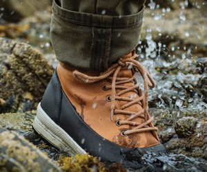 Huckberry All-Weather Duckboot