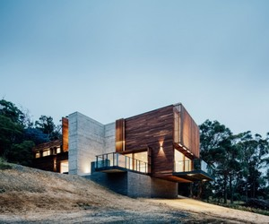 Invermay House par Moloney Architects